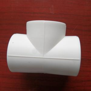 PPR Tee Plastic Pipe Fittings for Landscape Irrigation Drainage System