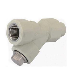 High   Quality    PP-R sing female  threaded  filter