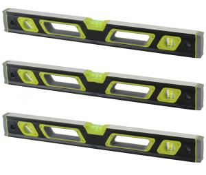 Spirit Level YT-2013   first class accuracy:0.5mm/m, with strong magnets, double milled surface