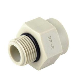 PPR Pipe Fitting All-plastic reducer male thread