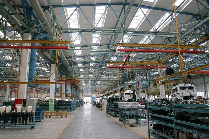 FRP gel coat tile production line