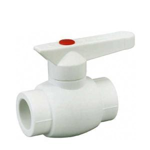 High Quality B3 Type PP-R ball valve with brass ball