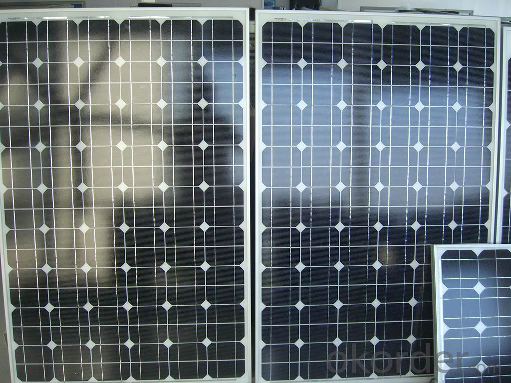 Poly Solar Panel 120w With CE TUV Certificates A Grade Modules
