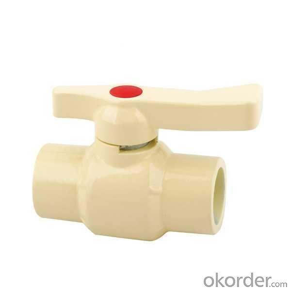 High  Quality  compact ball valve compact ball valve