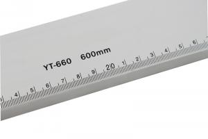 Spirit Level YT-660  first class accuracy:0.5mm/m, with strong magnets, double milled surface