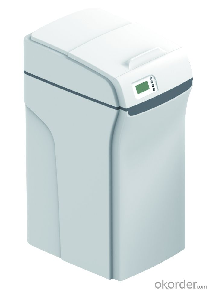 The new home-based water softeners 4T whole home use plastic