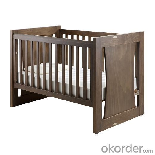 Rollover 2016 hot sale Soild Wooden Baby Cribs Baby Beds