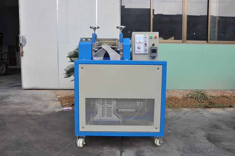 PLASTIC GRANULE CUTTER FPB-200 applicable to composite plastic brace cutting