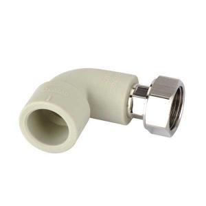 High   Quality  Threaded union with elbow for water heater