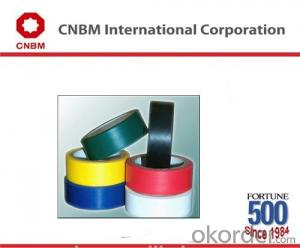 PVC insulation tape with self adhesive at Fair Price