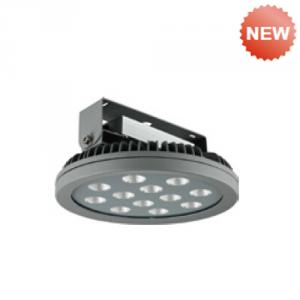 flat tempered glass cover Highbay Lighting F-03SC