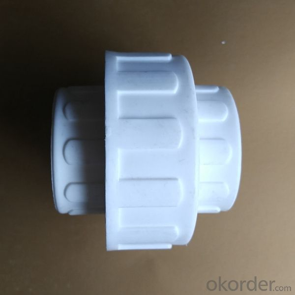 PPR Plastic Joint Plastic Pipe Fitting Connecting Civil Construction Agricultural PE Pipes