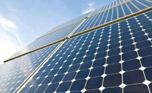 Poly Solar Panel Purchase from China Manufacturer