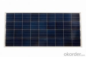 High Efficiency Poly Solar Panel 60w CE TUV UL Approvied
