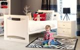 Changeover 2016 hot sale Soild Wooden Baby Cribs Baby Beds