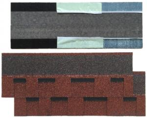 Laminated Asphalt Shingle ( Color: Terra Cotta)