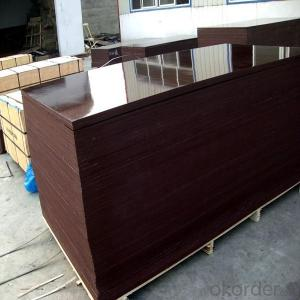 ZNSJ brown film faced plywood malaysia plywood