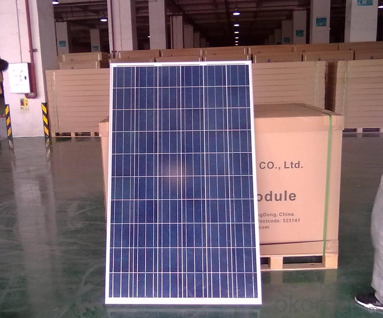 CE and TUV Approved 215W Mono Solar Panel