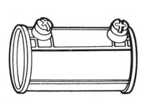 SET SCREW EMT COUPLING-ALUMINUM,EMT couplings