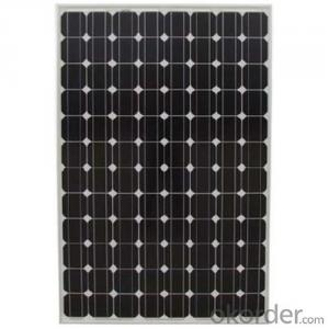 CE and TUV Approved 240W Mono Solar Panel