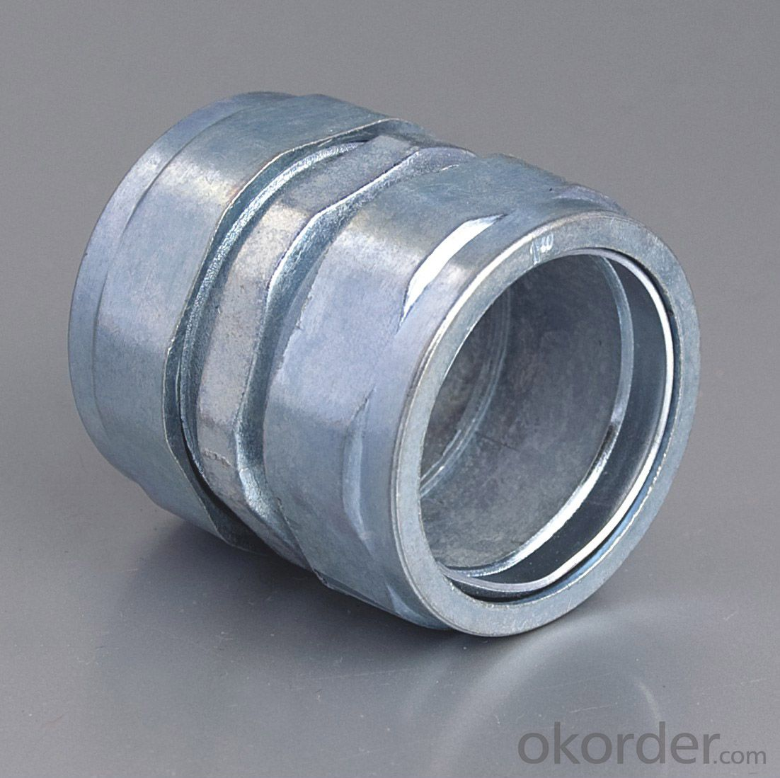 COMPRESSION EMT COUPLING-ZINC,EMT couplings