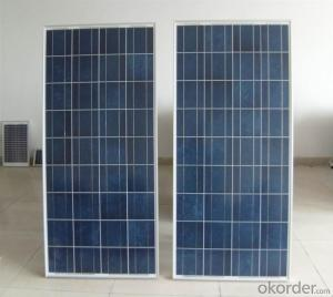 CE and TUV Approved 275W Mono Solar Panel
