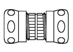 COMPRESSION EMT COUPLING-STEEL,EMT compression couplings