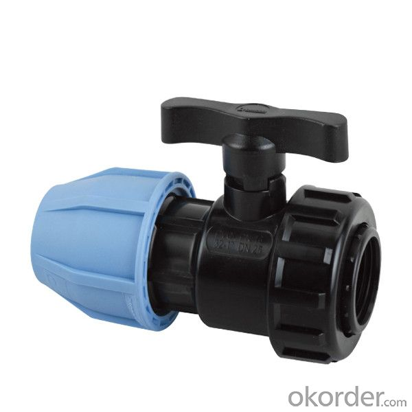 High  Quality  Female single union ball valve