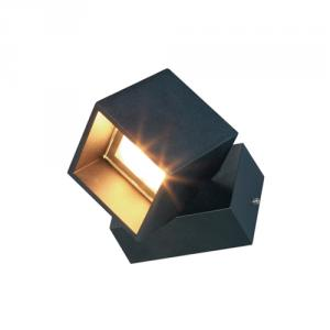 Surface anti-ageing electrostatic spray processing wall light B-12LED