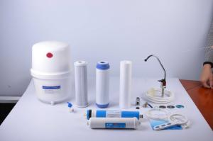 Kitchen Five Grade Household RO System Water Filter with Pump and TDS Pen