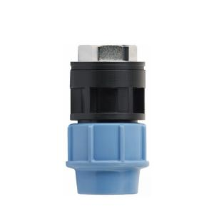 High  Quality  Frmale adaptor with brass threaded insert