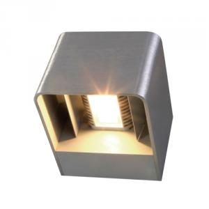 Die-cast aluminium body wall light B-11LED