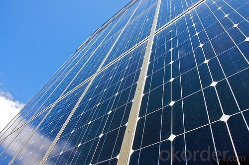 CE and TUV Approved 220W Mono Solar Panel