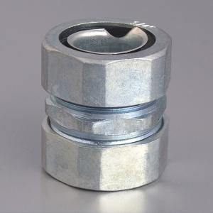 PLUM TYPE FERRULE PIPE END COMPRESSION CONNECTOR-ZINC