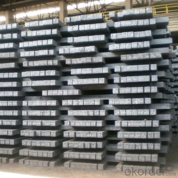 steel billets, square steel bar, mild steel bar China manufacturer