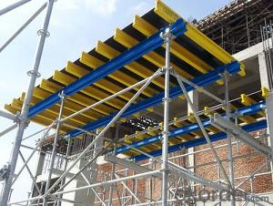 Timber Beam Formwork System for H20 Timber Beam