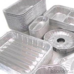 Aluminum Foil Container Aluminum Foil 8011 H24