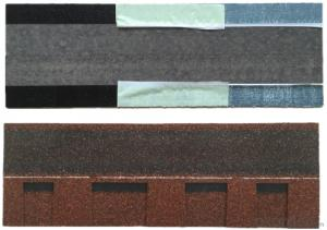 Laminated Asphalt Shingle ( Color: Terra Cotta)