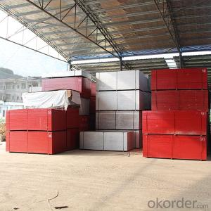 ZNSJ concrete bamboo plywood wall forms price lists
