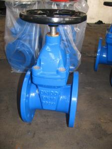 Gate Valve for Dutile Iron Single Orifice