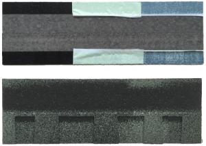 Laminated Asphalt Shingle ( Color: Estate Gray)
