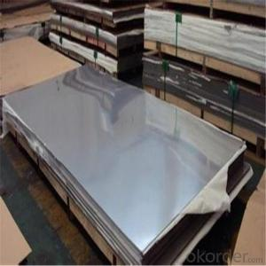 316 Hard Stainless Steel Sheet Mirror Finish Hot Rolled
