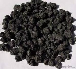 1% Ash and 98%  Fixed Carbon of Graphite Petroleum Coke