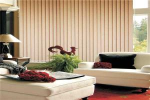 Hot Selling Fashion Vertical Blinds Curtain Made in China