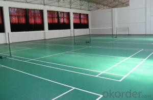 PVC Flooring Sports Pvc Flooring Plastic Flooring O