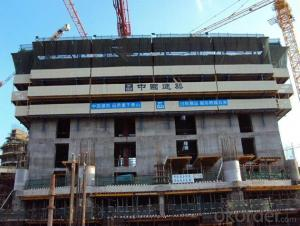 Cantilever Formwork for Highway Building and Construction