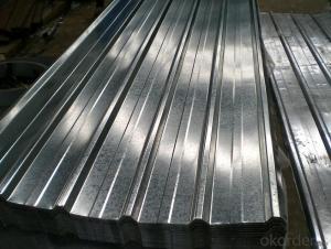 Corrugated Aluminum Panel in Different Corrugation Profiles