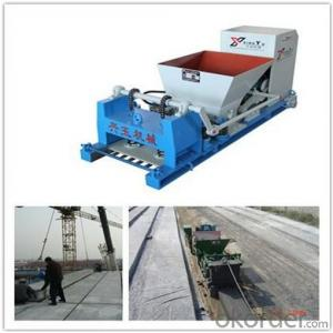 Vibration Concrete Hollow Core Prestressed Slab Machine