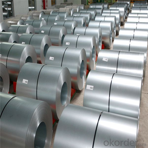 Cold Rolled Steel Sheet/Coil Made in China