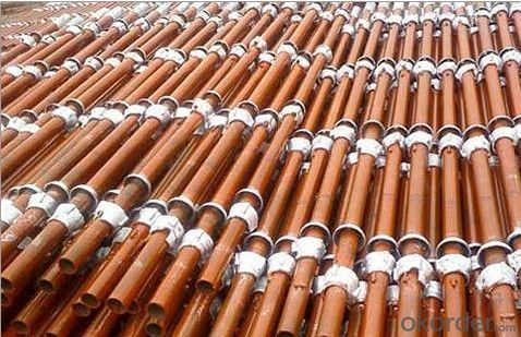 Cup-lock Scaffolding System for Construction